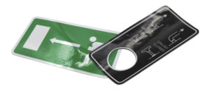 adesivi personalizzati con tastiere a membrana