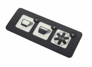 tasti imbutiti tastiere a membrana
